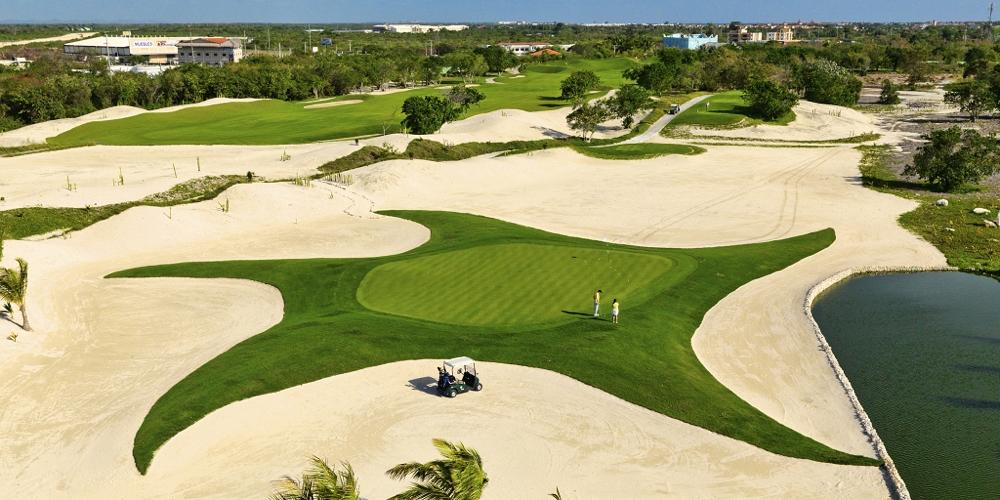 IBEROSTAR Bavaro Golf Club – Hole #8